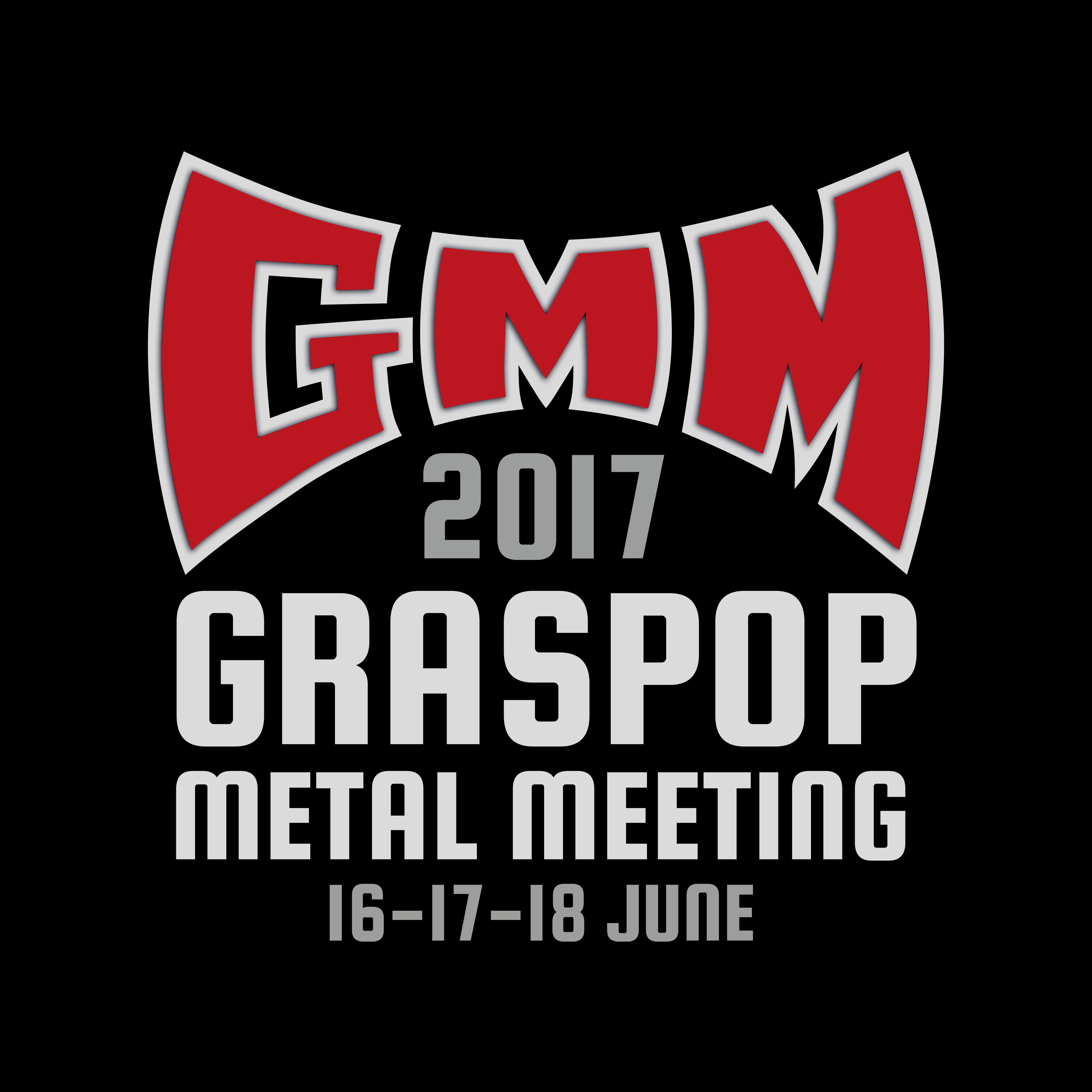 Graspop Metal Meeting - 16 tot 18 juni 2017 - Dessel